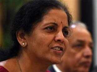 Nirmala Sitharaman said e-commerce was not on the agenda for India because there was not much understanding on the issue.
