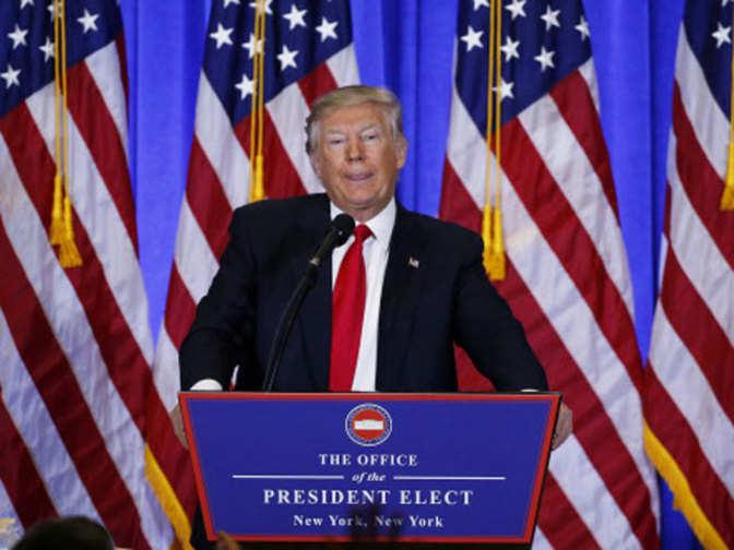world news donald trump vows phenomenal announcement offers details