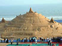 Sudarsan Pattnaik bags Guinness World Record for making tallest sand castle