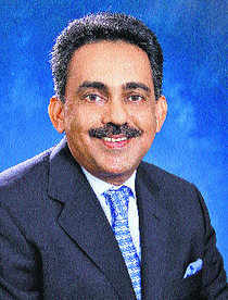 V Shankar, CEO, Non-Asian operations, Standard Chartered
