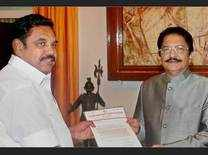 Who is Palaniswami and why is he Sasikala's pick for next CM?