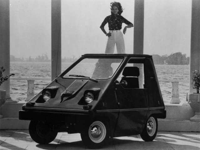 Surge In A Brief History Of Electric Cars The Economic