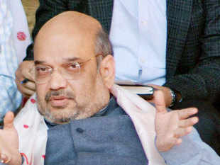 We want opposition to make it an issue for referendum. We have no objection to it. They should go and ask for votes against demonetisation, says Amit Shah.