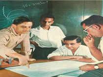 At those NCSR meetings were three Ahmedabad-based scientists, Dr Praful Bhavsar, Dr Satya Prakash and Prof UD Desai.