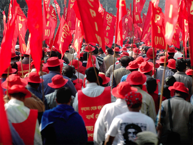 Left parties fighting Manipur election to regain lost ground
