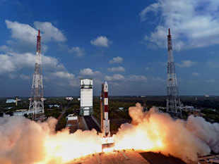 India's record satellite launch ramps up space race ...
