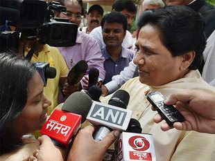 Big guns fire in Allahabad, but where is Mayawati?