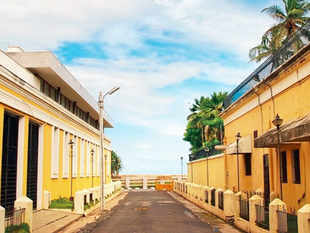 Soak in some peace and quiet at Sri Aurobindo Ashram: Nearby Beach Road, this is the place where people from across the globe come in search of peace.