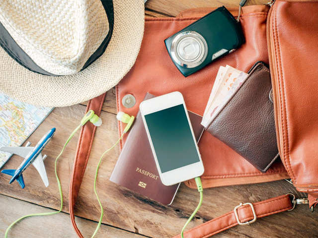 Going for a vacation? Here's a quick check-list before you head out