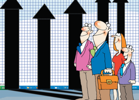 Non-performers till the other day, largecaps back in favour
