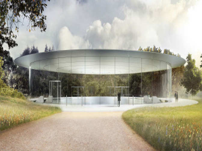 Apple: Apple Park to function from April