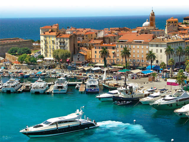 Head to Corsica in France and be enthralled by the culture and natural beauty