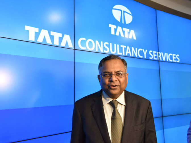 Mutual Funds offload 11.63 TCS shares as Chandrasekaran moves on