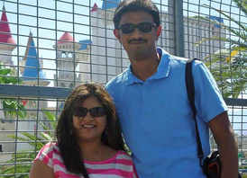 Let S Kuchibhotla's wife know we cared for him: Witness