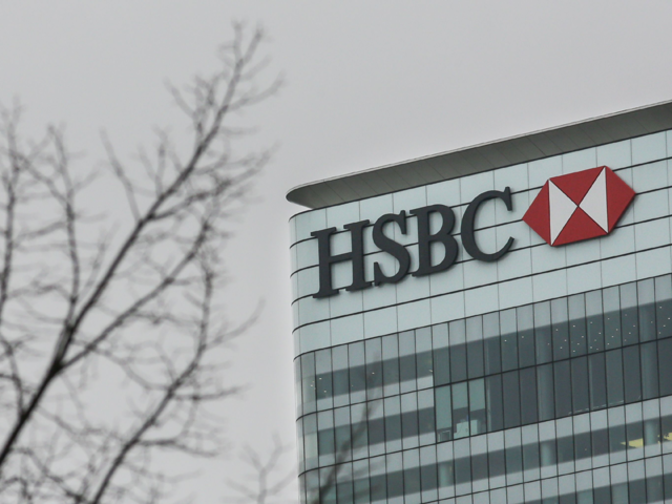 HSBC's India headcount rises by 4,000 despite global drop