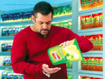 Now the brand is attempting to increase its reach through a slew of ATL activities, with the help of film-star Salman Khan as the ambassador.