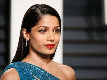 Freida Pinto's luxury bucket-list: Indulgent holidays and a dream address in Notting Hill