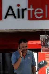 Stock quote: Bharti Airtel Bharti-Zain deal Top 10 telcos of the world Power of Bharti+Zain