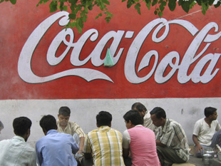 Some trader associations in Tamil Nadu and Kerala said their members would not sell the soft drinks made by the two companies, which they accuse were drawing too much groundwater and depleting the water resources in the states facing a severe drought.