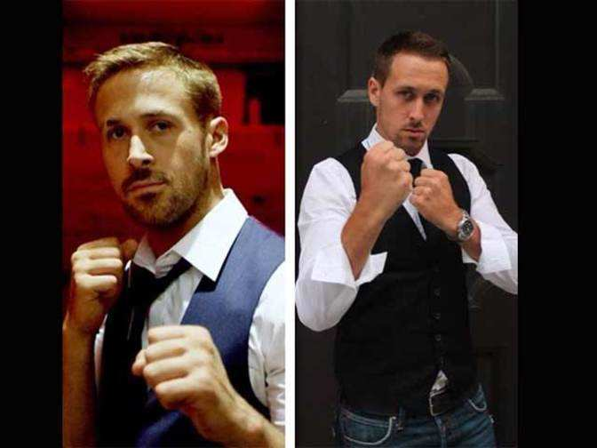 Ryan Gosling Fake