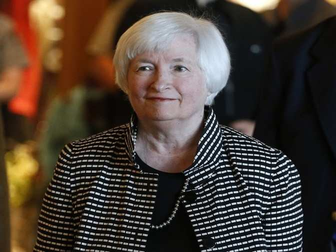 Yellen's claim Fed isn't behind curve challenged by robust hiring data