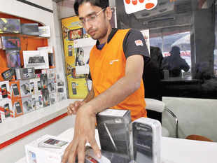A 4G VoLTE feature phone will take Micromax into the territory of Reliance Digital, which is planning similar devices costing between Rs 999 and Rs 1,500.