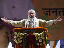 Global Times says the Uttar Pradesh victory has not only increased PM Modi's chance to win in India's 2019 general elections.
