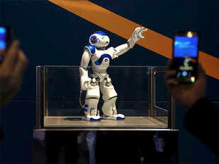 Chintu, under 2ft tall robot, was developed after MIT Pune received a grant of Rs 10 lakh last year from IBM. Representative Image.