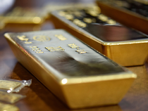 Following gold, silver ready fell by Rs 350 to Rs 41,000 per kg and weekly-based delivery by Rs 265 to Rs 40,745 per kg.