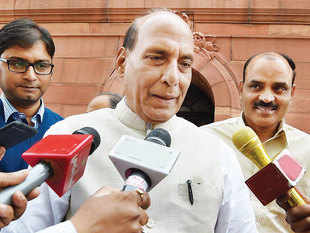 The Centre as well as states have also undertaken a number of developmental works in naxal affected areas, the Home Minister said.