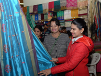 The circular follows representations by various associations asking for garments that have undergone additions to still be classified as saris in the central excise Act, not as made-ups.