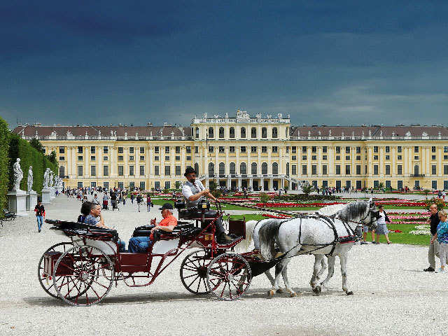28 per cent more Indians travelling to Mozart's home, Vienna
