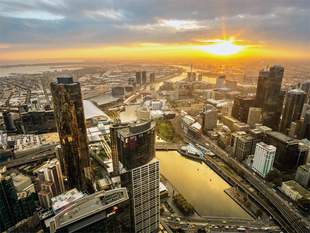 The Australian state which offers everything from master-chef dining at Melbourne to the colours of Chinatown, from sleeping koalas to towering Apostles.