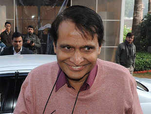 """On reforms, the railways has already been moving in the right direction,"" Prabhu says."