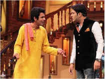 Kapil and Sunil have both unfollowed each other on Twitter.