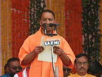 Experts warned that the surprise selection of Yogi Adityanath as the UP Chief Minister might trigger profit booking including by large foreign investors.
