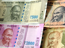The level between which dollar can fluctuate against the rupee is 66 on the upside and 65 on the downside.