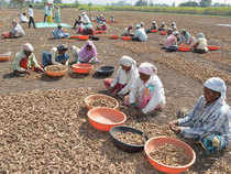 Raising the issue during Zero Hour, Pramod Tiwari (Cong)said of the 117 farmers who committed suicide in Maharashtra, 46 have been given compensation.