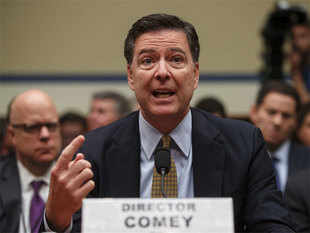 Comey will testify before the House Intelligence Committee at a hearing aimed at probing Russia's interference in the 2016 election campaign. Rogers is also scheduled to testify.