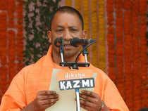 Law and order top priority for Yogi Adityanath; portfolios soon