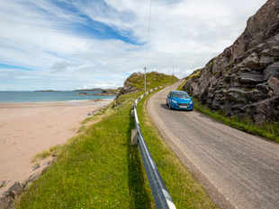 Scotland's extensive road network makes it easy to drive around the country and provides fast, efficient travel between cities and major towns, and great access to more rural areas.