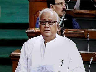 "Saugata Roy said in the Lok Sabha that demonetisation has ""hobbled"" the economy permanently but the government has not sanctioned any extra amount to sectors impacted by it."