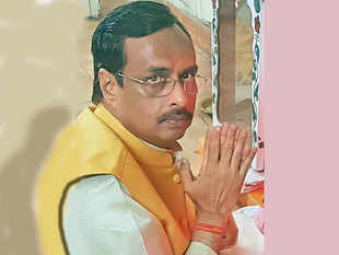 """""""There is no coordination between various departments of the state government presently,"""" says Dinesh Sharma."""