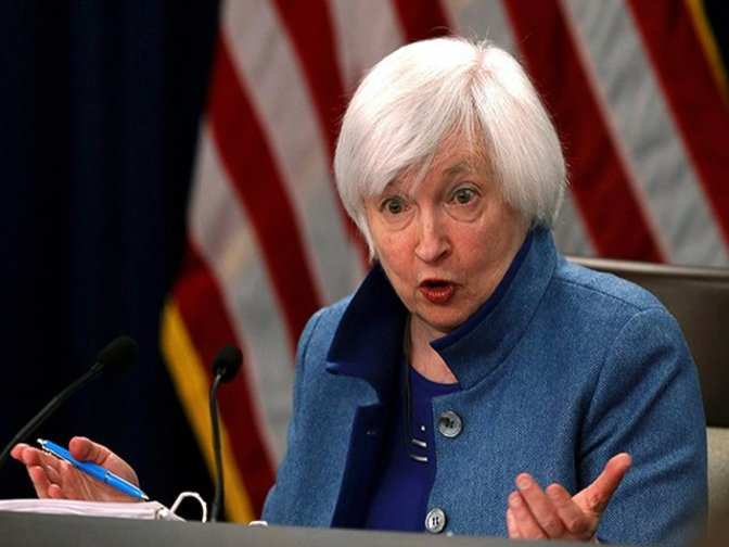 Yellen's shadow looms large over China's policy