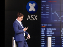 Sentiment was affected by steel and iron ore futures in China which retreated 3 per cent after recent sharp gains.