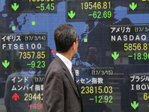 The broader Topix dropped 0.2 per cent to 1,563.42 and the JPX-Nikkei Index 400 shed 0.2 per cent to 13,987.00.