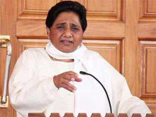 """Representatives should be of people's choice and not that of EVMs,"" Mayawati said, raising the issue during Zero Hour."