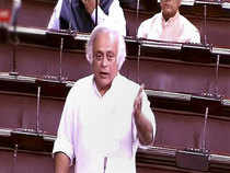 Ramesh said members had two days back got an official notice from the Rajya Sabha secretariat on a discussion being listed on Aadhaar on Wednesday.