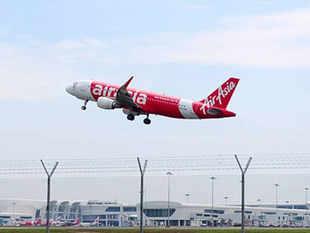 AirAsia operates a fleet of 9 Airbus A320 aircraft.