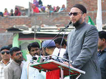 Owaisi is a member of All India Muslim Personal Law Board (AIMPLB), which had challenged in the Supreme Court the 2010 verdict of the Lucknow Bench of the AIMPLB).